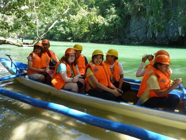 Lidice Aiesec Filipinas voluntariado no exterior