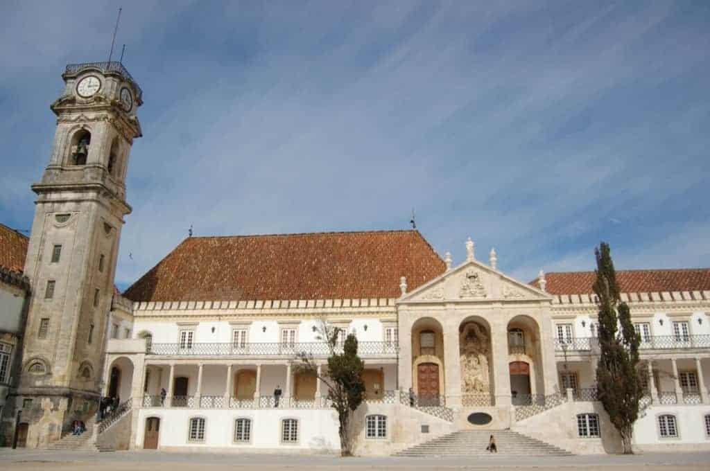 Bolsa para estudar em Portugal