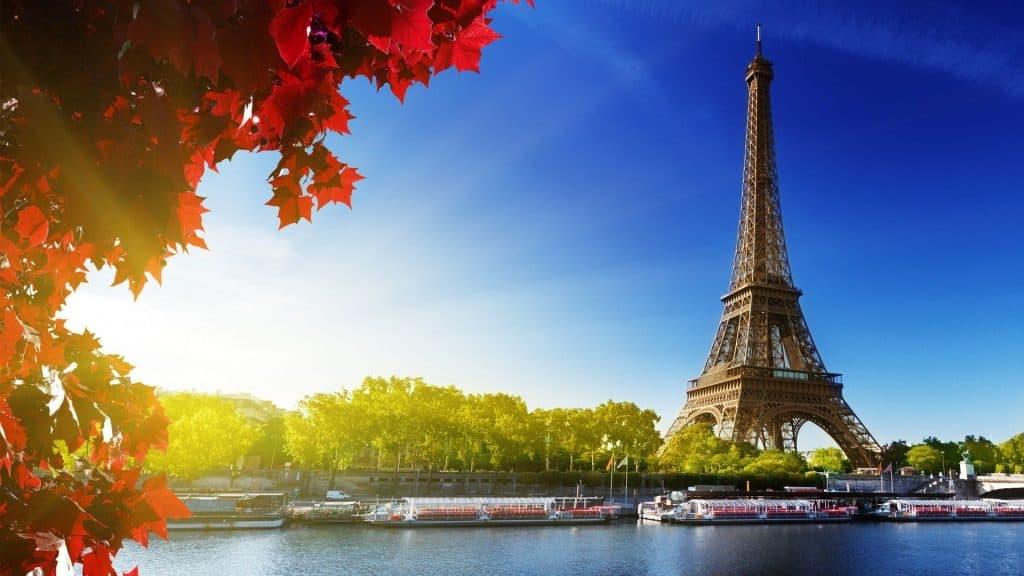 Paris, na França, é destino dos sonhos de muitos intercambistas brasileiros; Foto: Euro-Pós, Divulgação