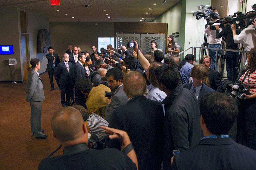 ONU oferece bolsas para jornalistas em Nova York (Foto: ONU, Divulgação )