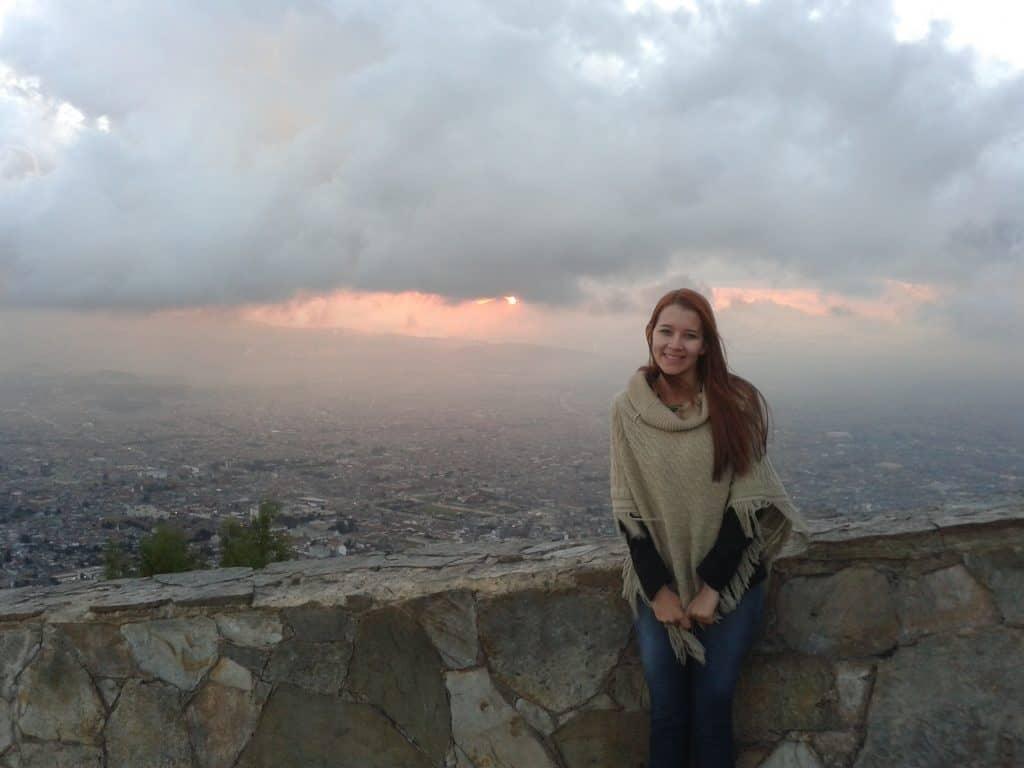 """Intercâmbio na Colômbia: """"para aprender uma língua basta se esforçar"""""""