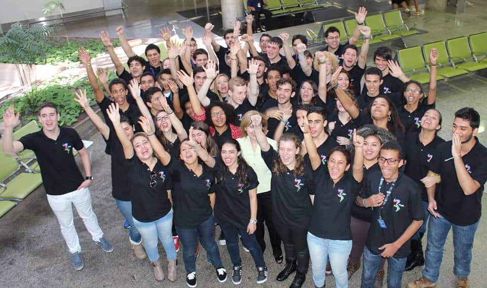 dúvidas sobre o Programa Jovens Embaixadores