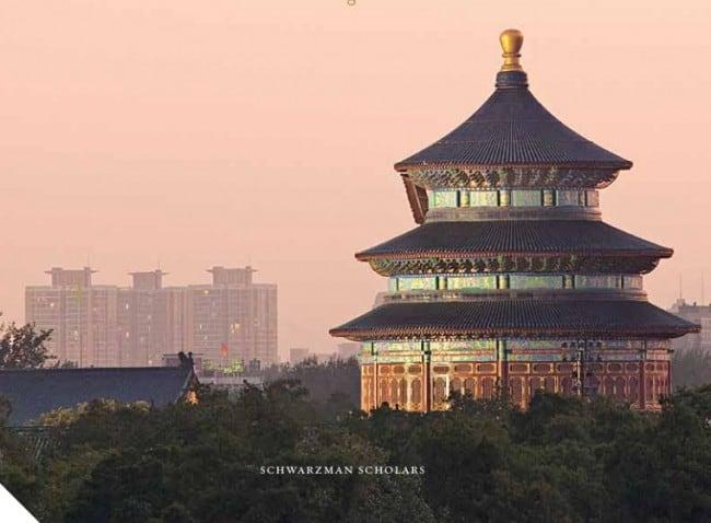 Schwarzman Scholars: Bolsa de mestrado na China com tudo pago