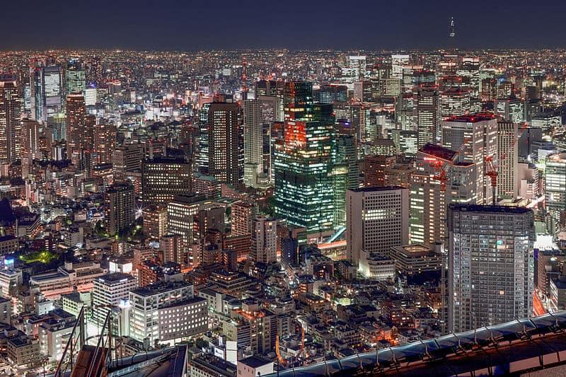 Bolsa para o Japão Foto: Laitr Keiows