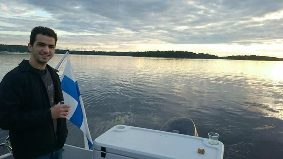christiano clementino bolsista csf na finlândia