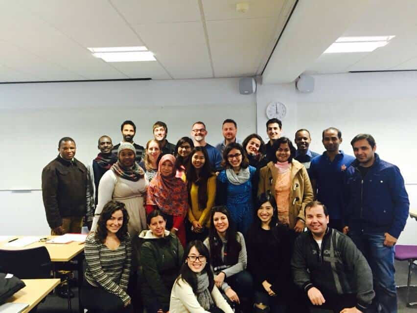 Larissa Goulart bolsa para professores de inglês na inglaterra hornby scholarship 2016 bolsa mestrado Inglaterra dicas