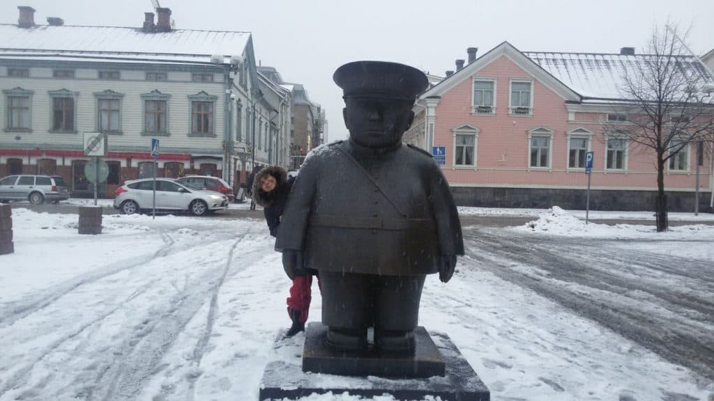 Como é fazer mestrado na Finlândia beatriz guedes partiu intercambio