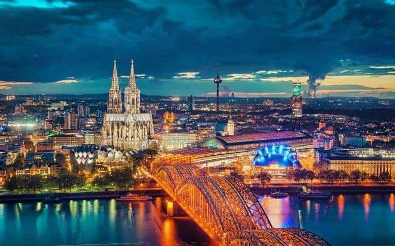 bolsa para desenvolver projeto na Alemanha