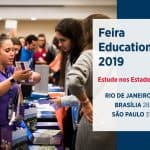 feira de intercambio educationusa 2019