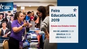 feira de intercambio educationusa 2019
