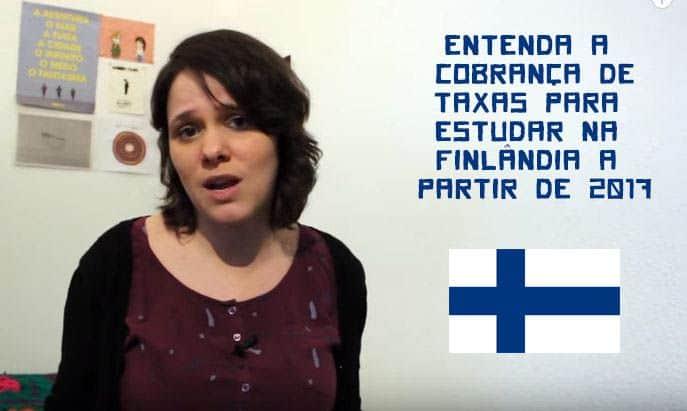 Brasileiros pagam para estudar na Finlândia a partir de 2017
