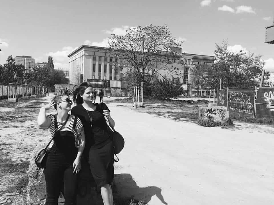 foto berlin visto para se preparar para entrar na universidade na Alemanha