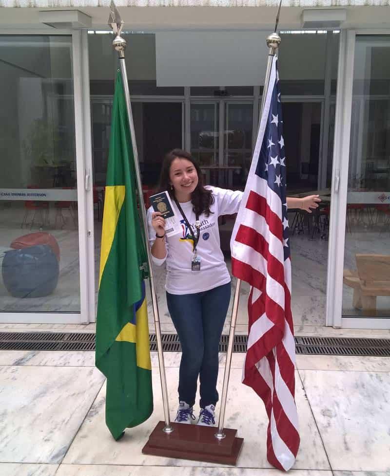 augusta saraiva jovens embaixadores inglês fluente