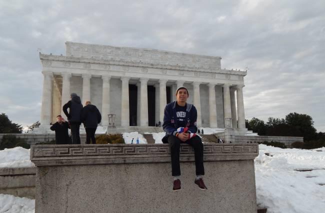 ruan rodrigues, jovem embaixador 2016, nos Estados Unidos