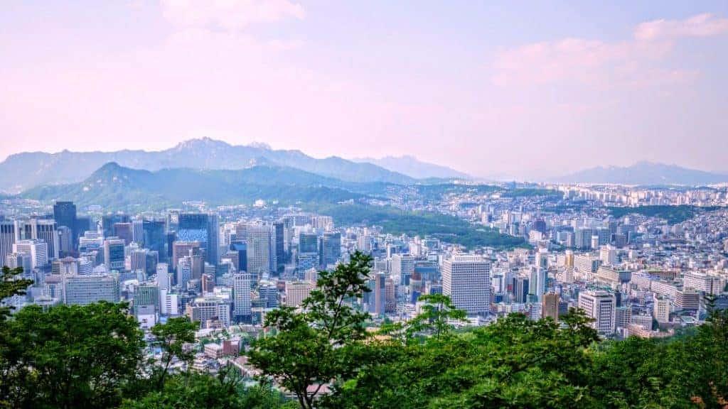 bolsas de graduação na Coreia do Sul partiu intercambio