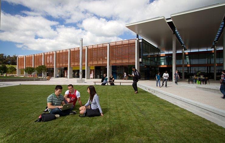 bolsas de estudo na Nova Zelândia massey partiu intercambio