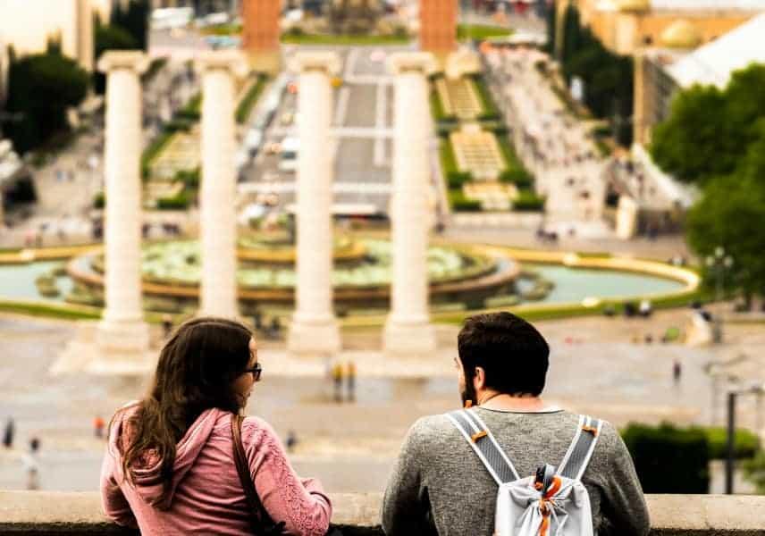 Bolsa de mestrado em Barcelona Erasmus Mundus glocal espanha barcelona partiu intercambio