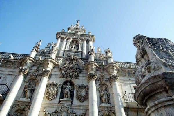bolsas de mestrado na Espanha do Santander partiu intercambio