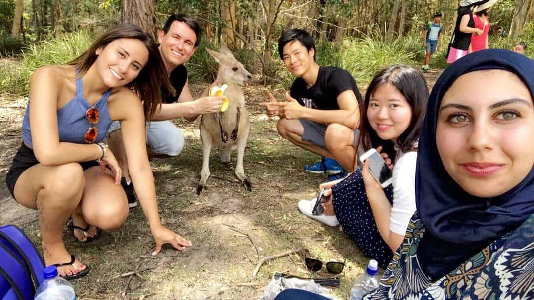 Como faz para estudar inglês e trabalhar na Austrália?