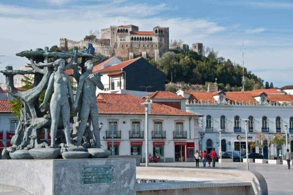 mestrado em Portugal Leiria bolsas