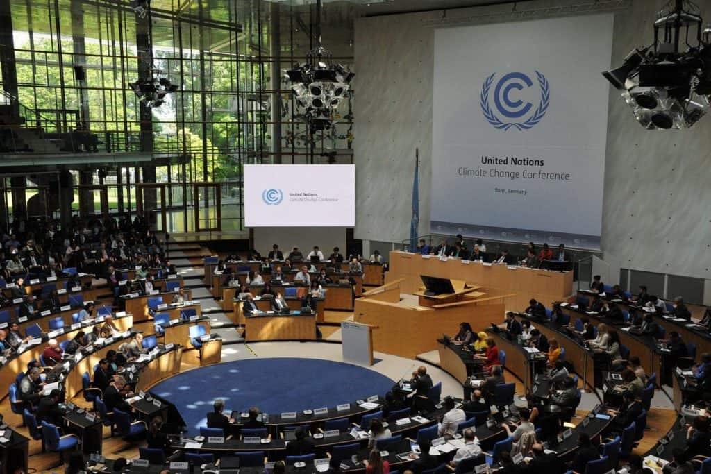 participar de evento da ONU pa