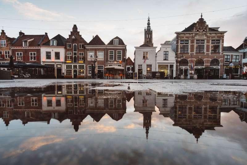 Bolsas para mestrado na Holanda universidade Delft partiu intercambio