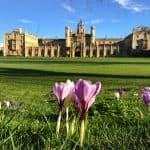 pós-graduação em Cambridge