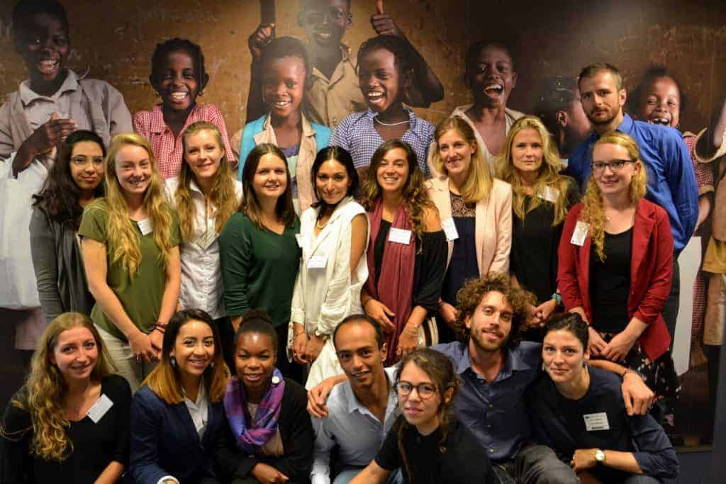 Bolsa para mestrado em ajuda humanitária do Erasmus na Europa