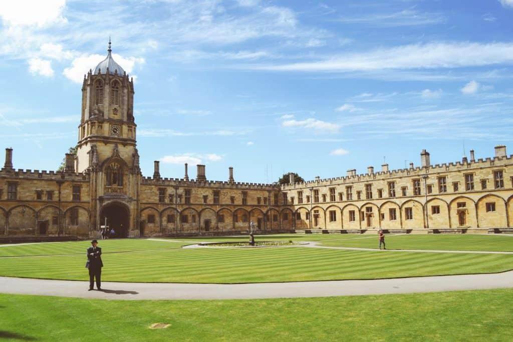 bolsa para pós-graduação na Universidade de Oxford claredon partiu intercambio