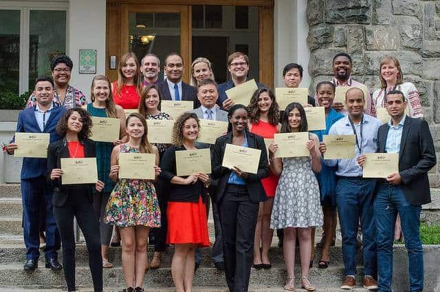 bolsa para curso de liderança e resolução de conflitos Caux Scholars Program