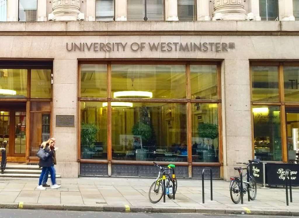 Bolsa para mestrado em artes wetminster university partiu intercambio foto bruna amaral