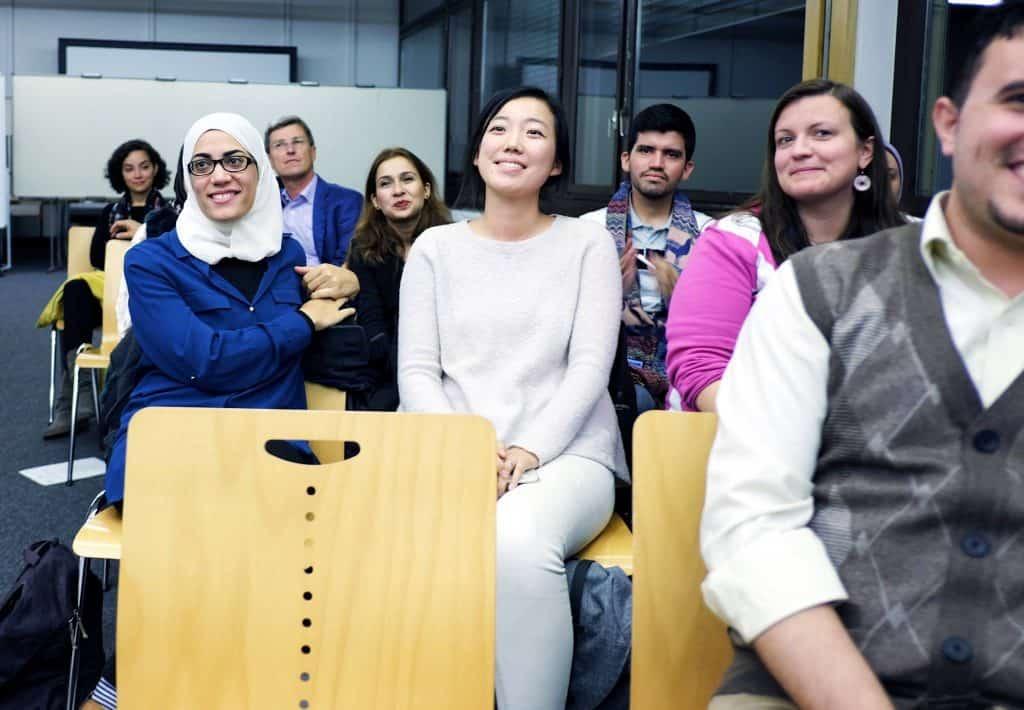 bolsas para mestrado em gestão educacional Alemanha Egito DAAD Inema