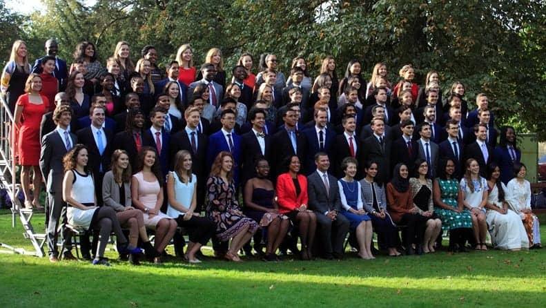 bolsas para pós-graduação em oxford no Reino Unido Oxford global rhodes partiu intercambio