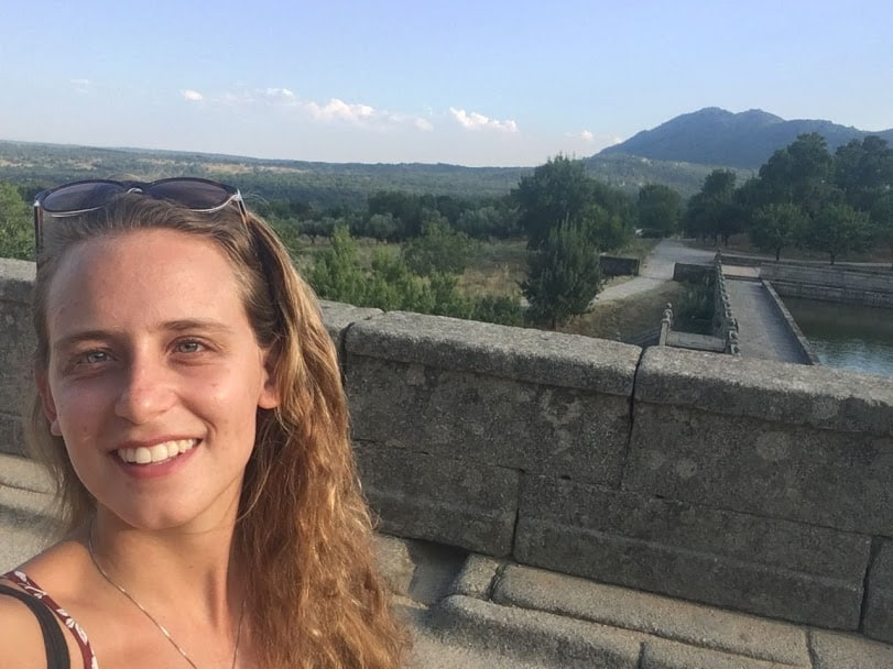 bolsa para curso de verao na espanha universidade complutense de madri Monasterio de El Escorial yael berman
