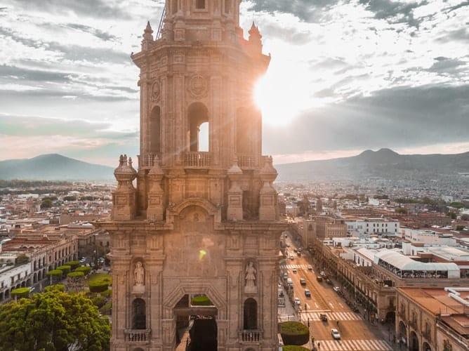 bolsas para pós-graduação no México governo