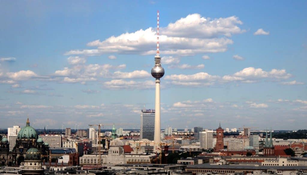 bolsas para mestrado em urbanismo em Berlim DAAD