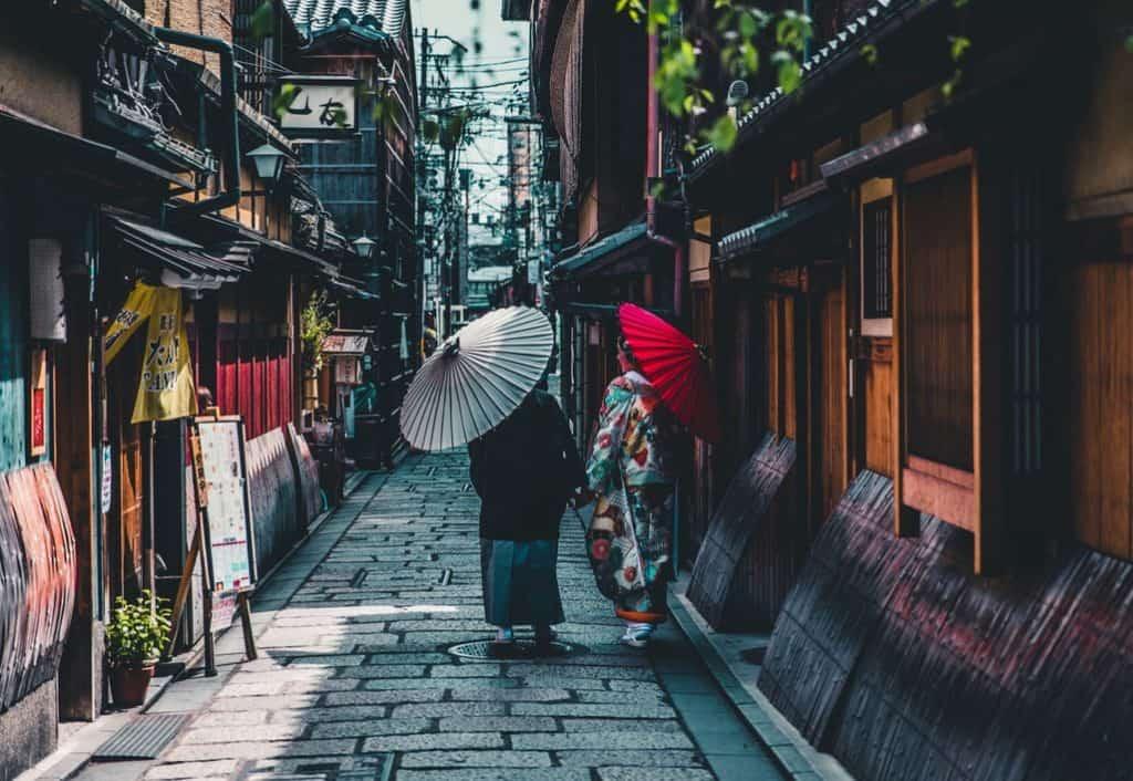 bolsa para viajar ao Japão governo viagem