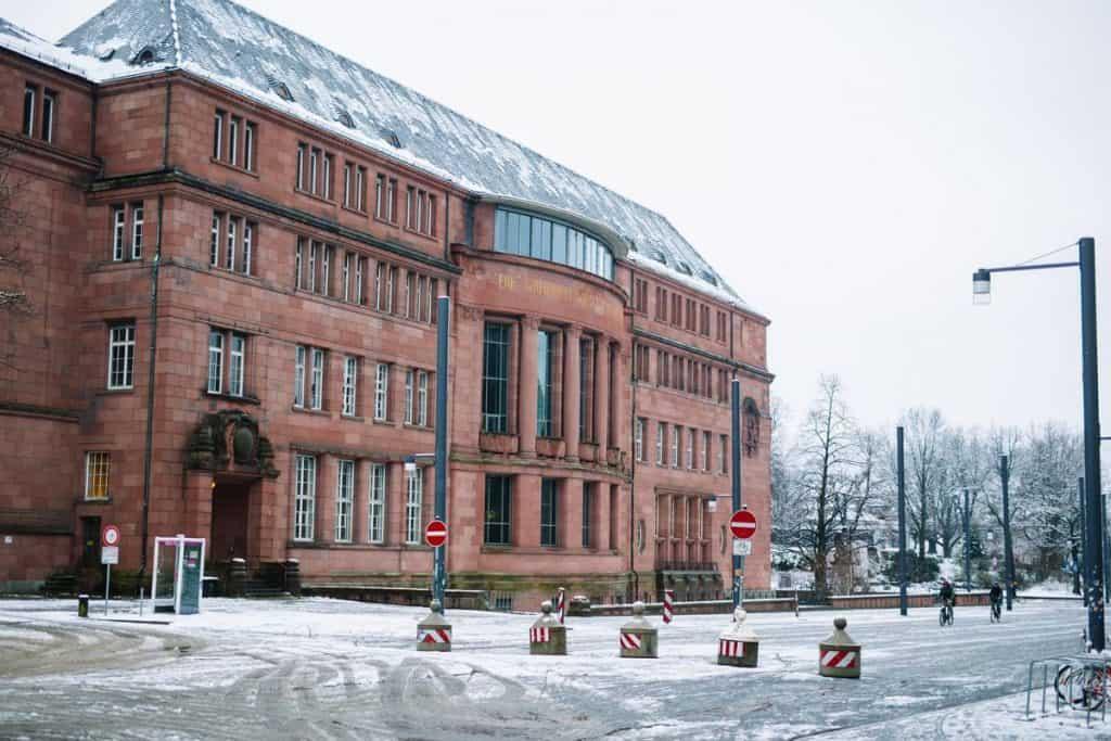 bolsa para mestrado na área do meio ambiente Alemanha Freiburg DAAD epos