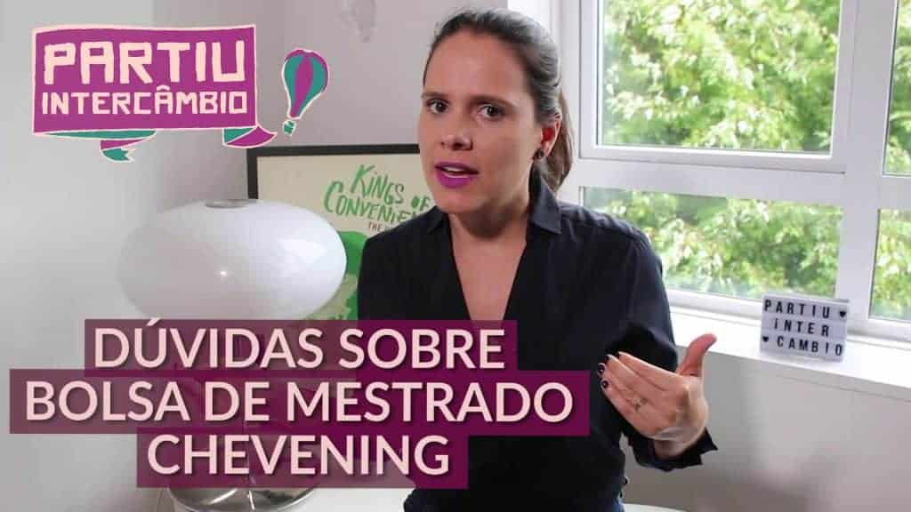 dúvidas application chevening