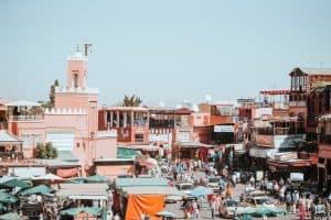 bolsas para jovens líderes no Marrocos Marrakech Atlantic Dialogues Emerging Leaders Programme