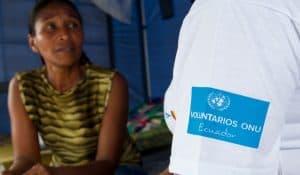 ser voluntário na ONU