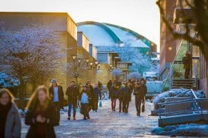 bolsas para mestrado na Suécia chalmers university governo sueco