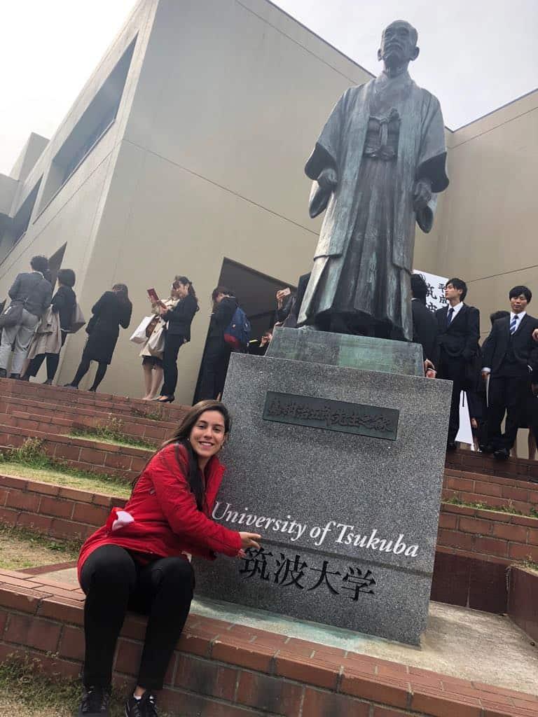 lorena felipe doutorado no japao com bolsa mext partiu intercambio 8