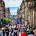bolsa para mestrado na área de educação erasmos glasgow escócia