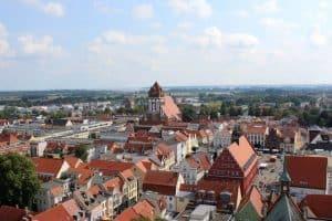 bolsa para mestrado na área ambiental Alemanha EPOS DAAD Greifswald