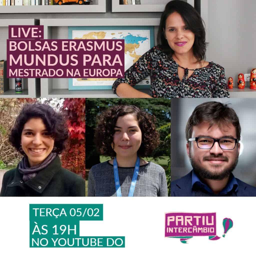 Erasmus Mundus: tire suas dúvidas - Partiu Intercâmbio
