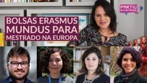 erasmus mundus mestrado na europa partiu intercambio
