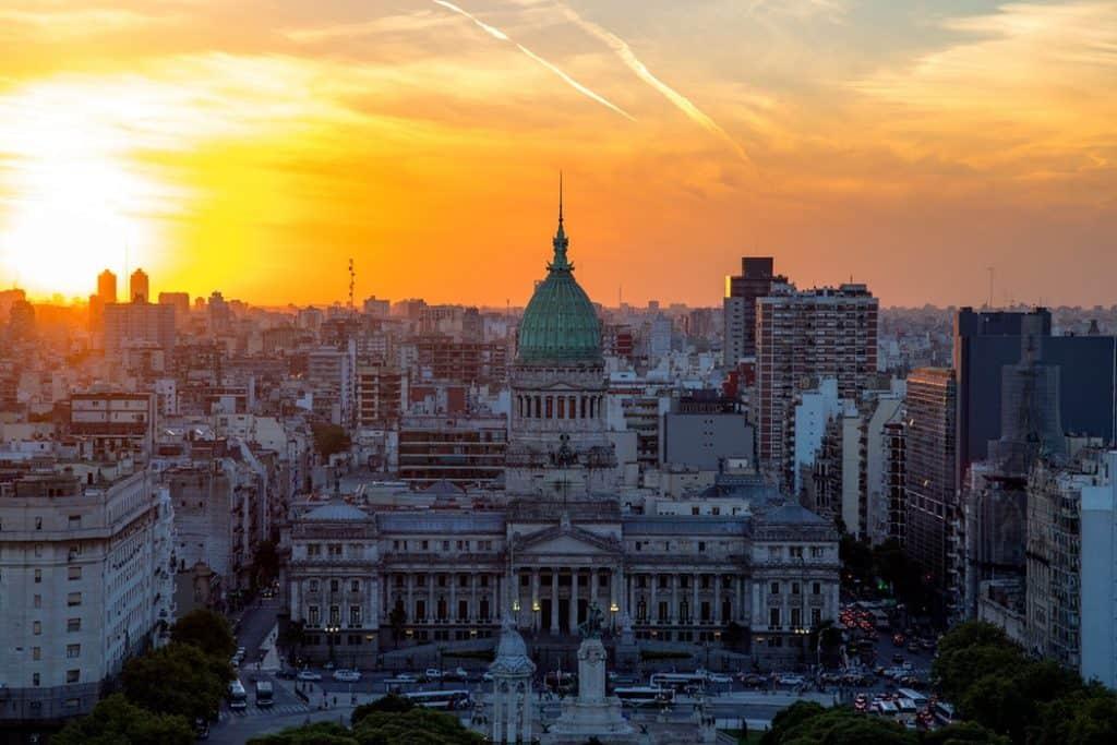 estudar na Argentina Buenos Aires