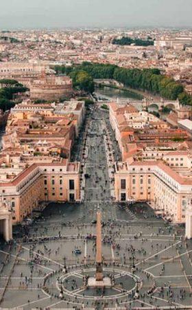 bolsa de estudo na Itália roma