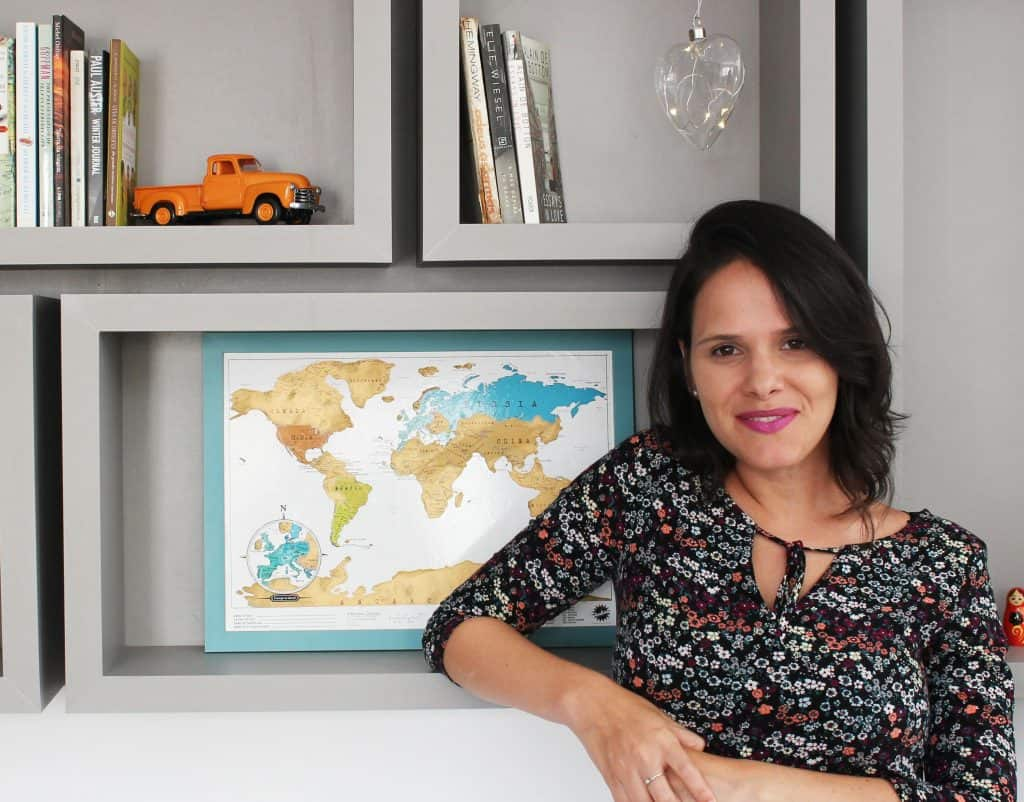 bruna amaral partiu intercambio jornalista